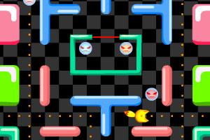 疯狂吃豆豆小游戏|在线玩2125小游戏|2125的小游戏最
