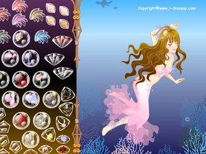 游戏评分: 10(共有人评分) 游戏简介: 非常性感诱人的海底美人鱼精灵